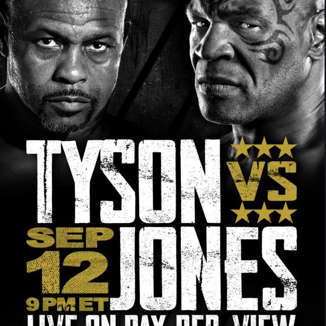 Jones Tyson poster