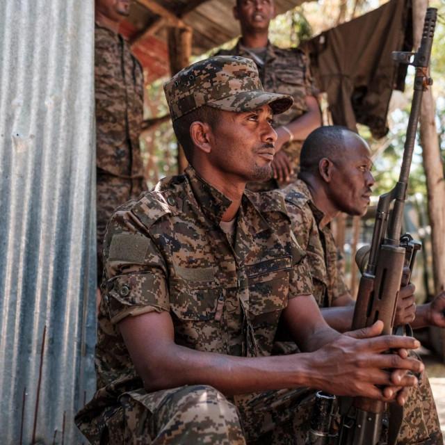Etiopski vojnik