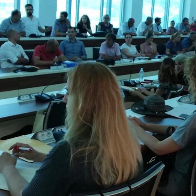 Predstavljanje projekta u Splitu