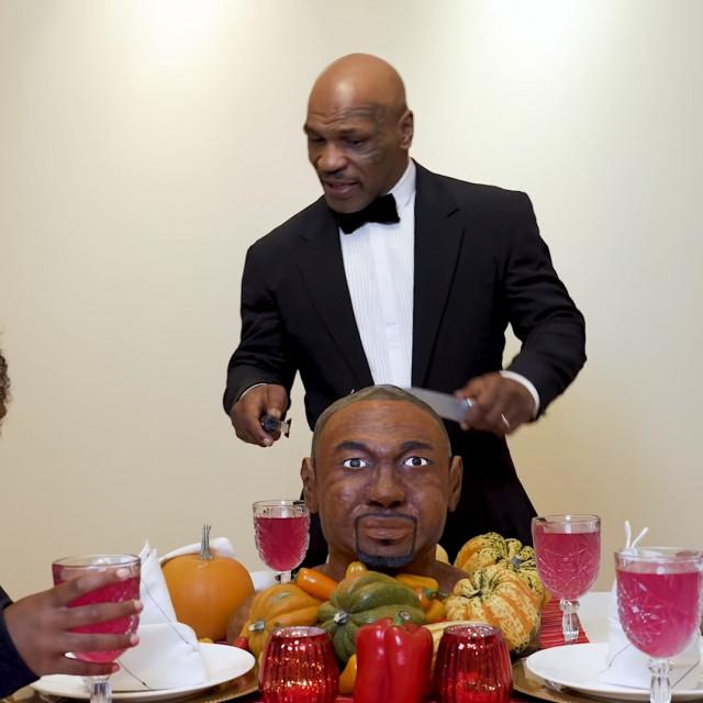 Tyson Jones torta
