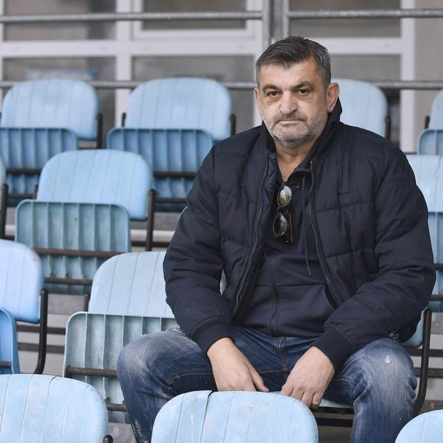 Predrag Jurić, trener seniora NK Jarun