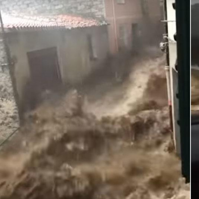 Poplave na Sardiniji