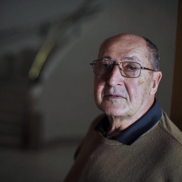 Kazališni redatelj Božidar Violić