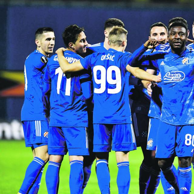 Dinamo ima razloga za zadovoljstvo