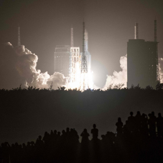 Lansiranje sondeChang'e-5