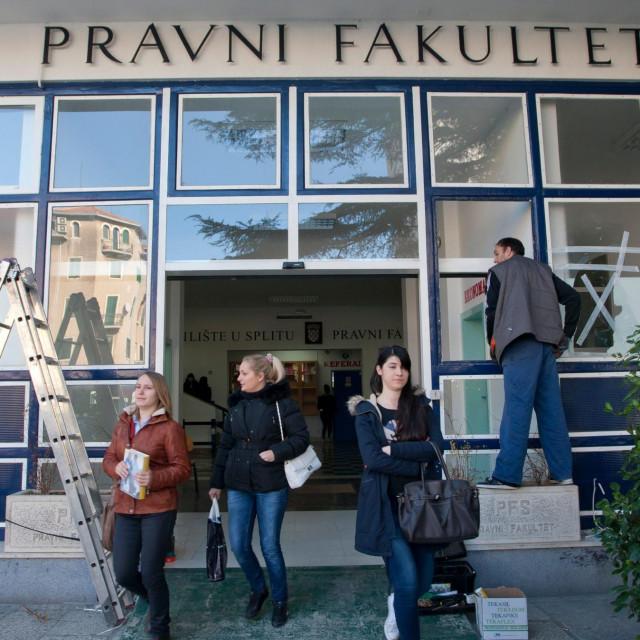 Pravni fakultet u Splitu