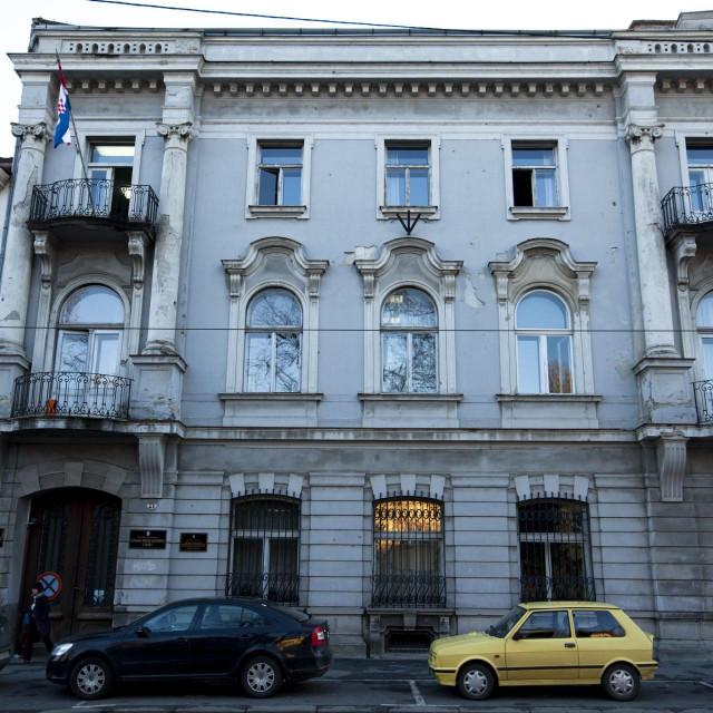 Zgrada Državnog odvjetništva u Europskoj aveniji u Osijeku