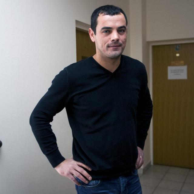 Dražen Tonkovac, nacelnik Općine Čepin