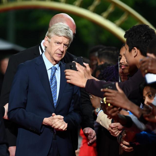 Arsene Wenger ne želi na izborničku funkciju