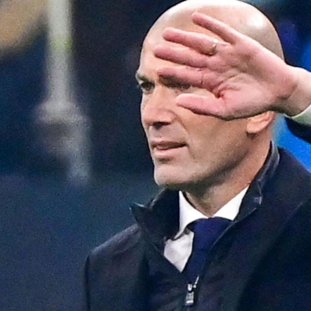 Zidane bi uskoro mogao postati - bivši
