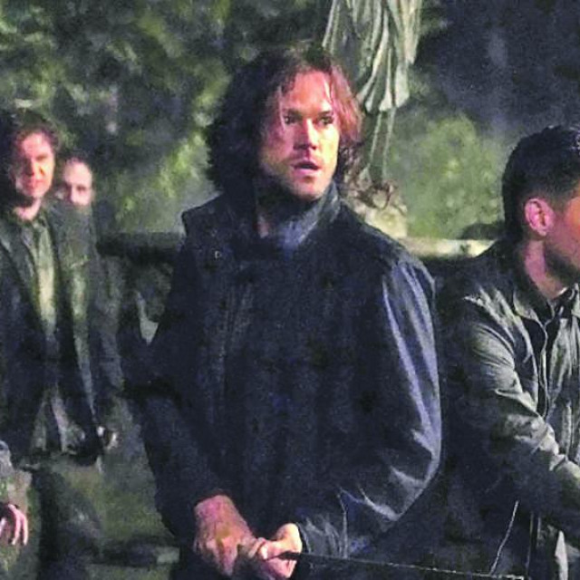 TV serija 'Supernatural'
