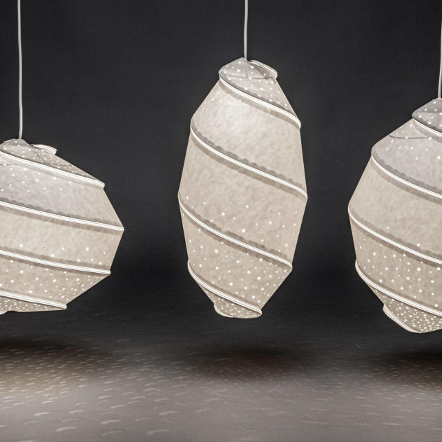 Kolekcija S set sjenila za lampu dizajnerice Zrinke Nedeljković