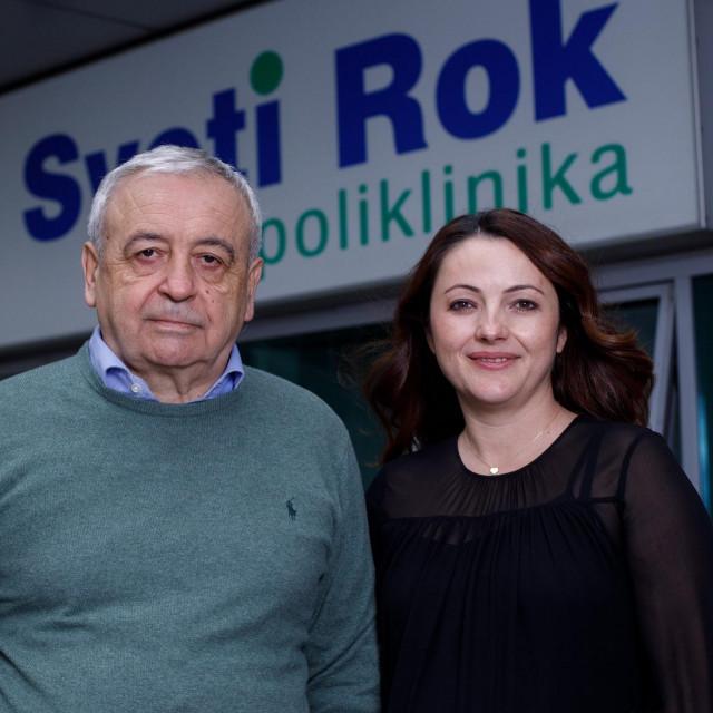 Pavao Šulentić i Marijana Pašalić