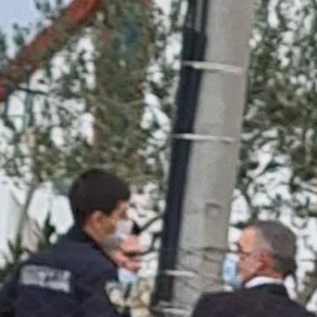 Dolazak policije na svadbu u Slivnici