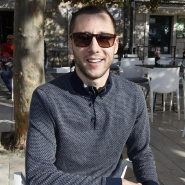 Duje Latković,vlasnik kafića 'Tinel'