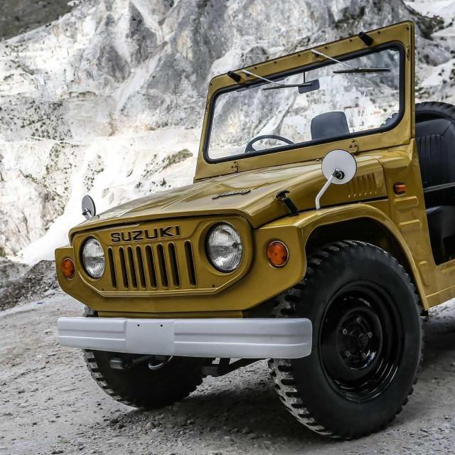 Suzuki Jimny 50 godina