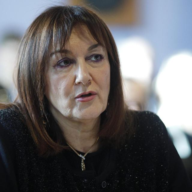 Potpredsjednica Europske komisije Dubravka Šuica