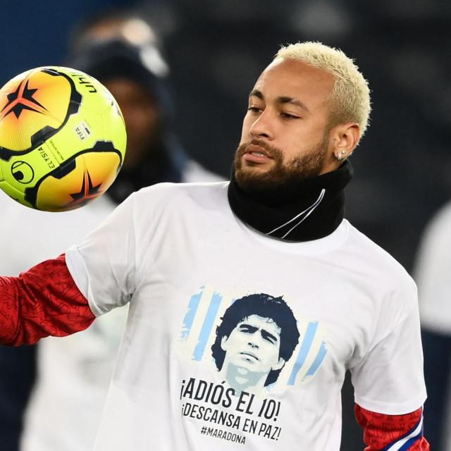 Neymar nikad neće zaboraviti jednu situaciju s Maradonom...