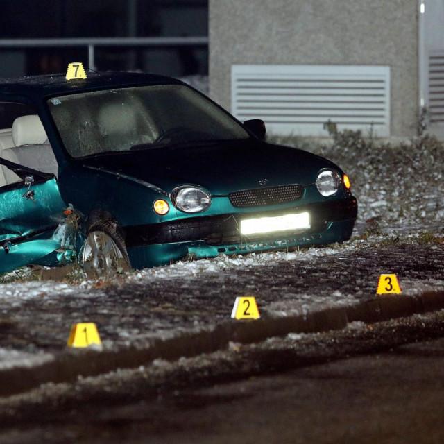 Teška nesreća u Adamovcu