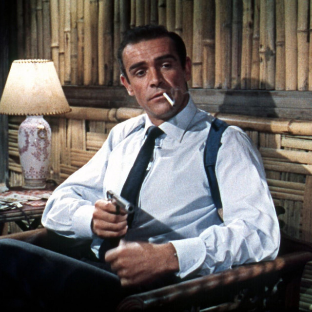 Sean Connery kao James Bond