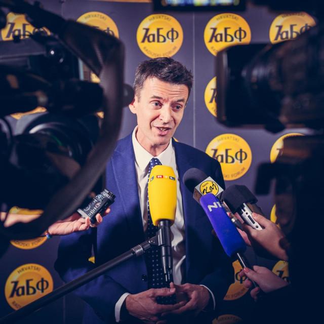 Glavni tajnik Europskog udruženja radija (AER) Matt Payton