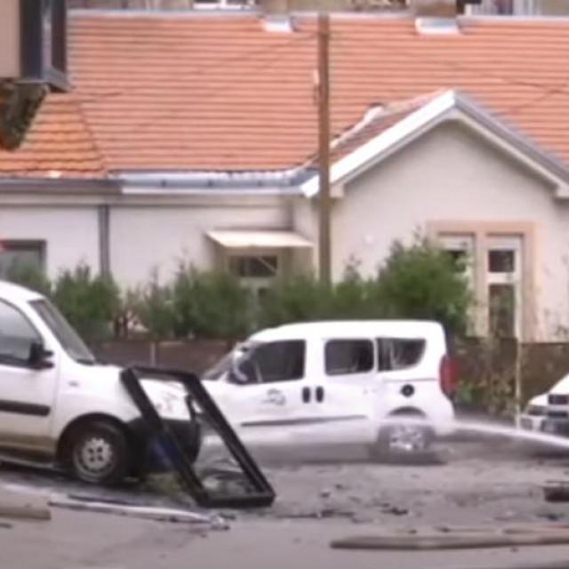 Eksplozija u Beogradu