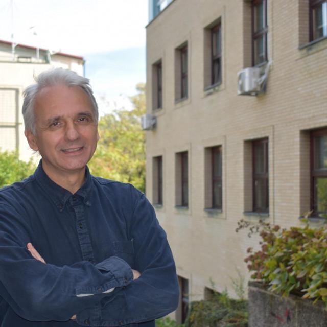 Prof. dr. sc. Hrvoje Šikić