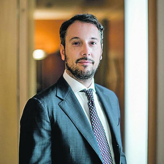 Michele Antognoli, potpredsjednik za međunarodna tržišta BFF Banking Grupe