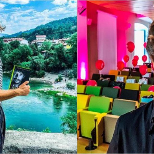 Aljoša Bagola, jedan od najcjenjenijih i najčešće nagrađivanih slovenskih kreativnih direktora reklamnih agencija, pripovjedač priča, omiljeni predavač u cijeloj regiji i kolumnist
