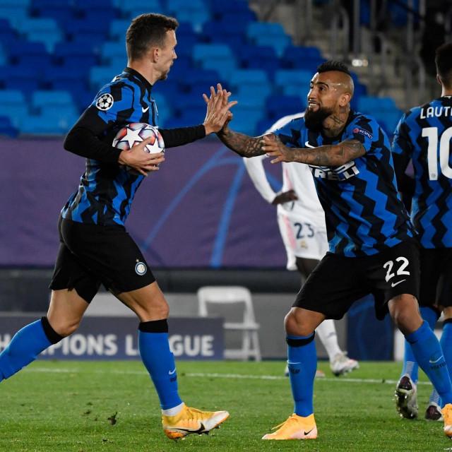 Ivan Perišić asistirao je za prvi gol