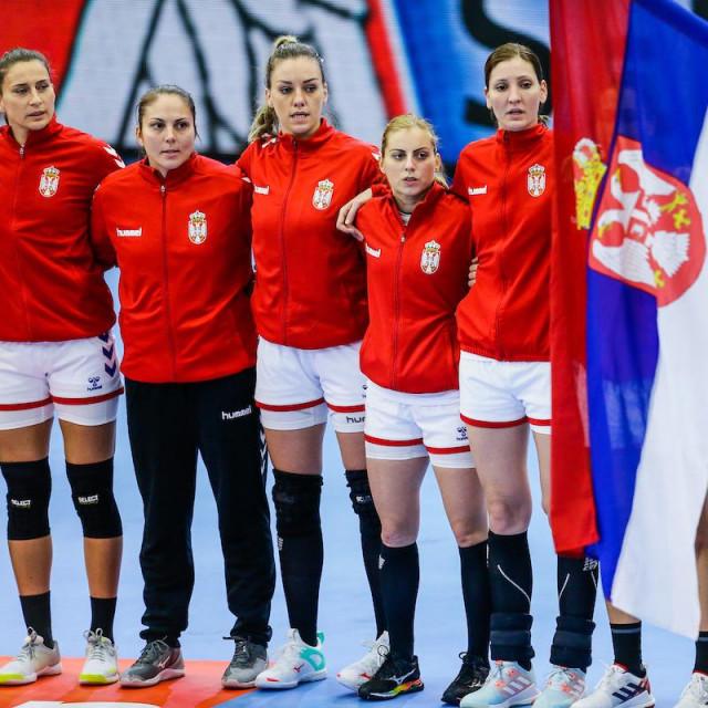 Rukometašice Srbije