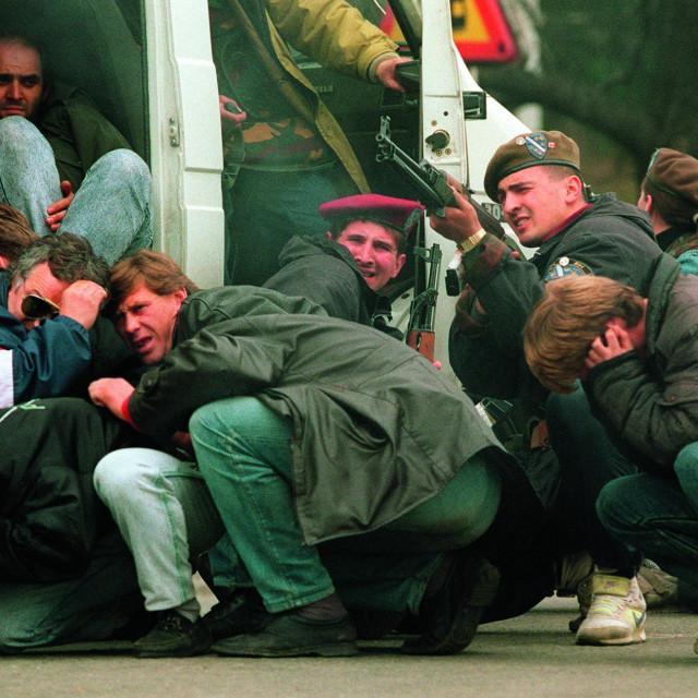 Sarajevo 1992.