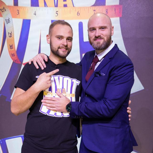 Matej Petrović, pobjednik showa 'Život na vagi'