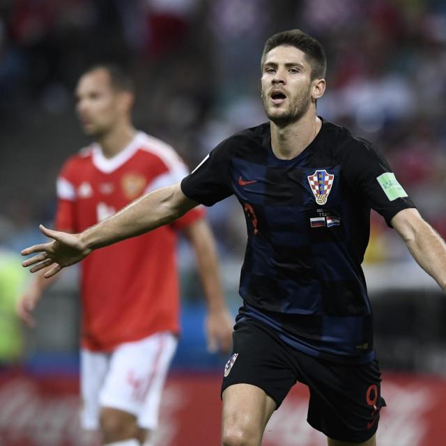 Kramarić se radovao nakon sudara s Rusima na SP-u