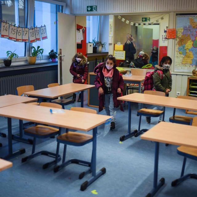 Ilustracija / Osnovna škola u Dortmundu