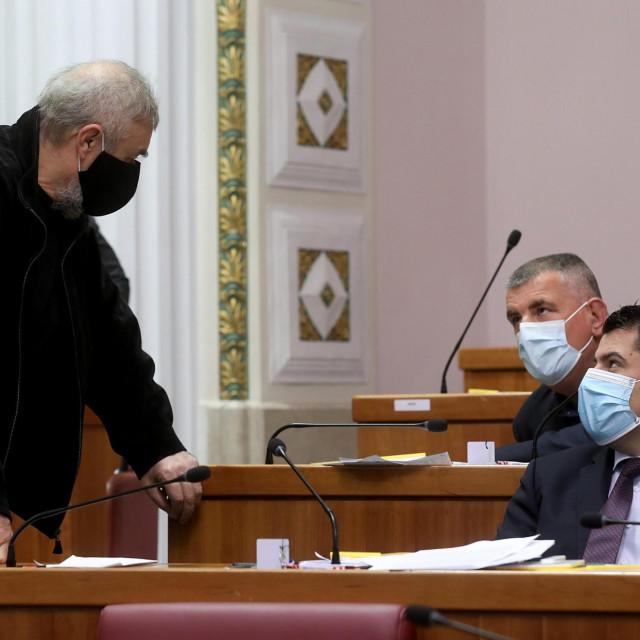 Ante Prkačin, Miro Bulj, Nikola Grmoja