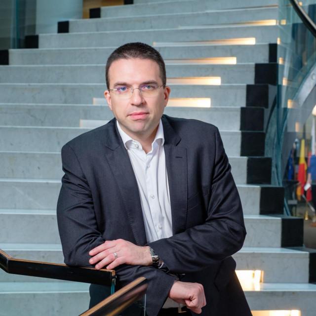 Hrvatski zastupnik Europskog parlamenta iz redova HDZ-a (EPP) Tomislav Sokol