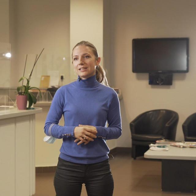 Nina Šesto, direktorica digitalnog zdravstva