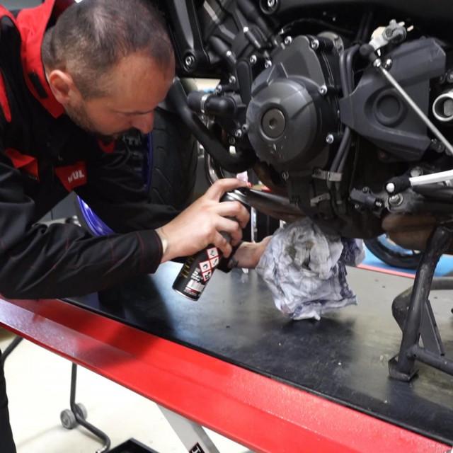 Priprema motora