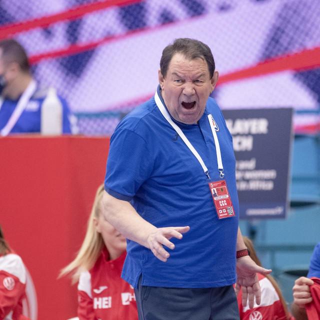 Izbornik Nenad Šoštarić