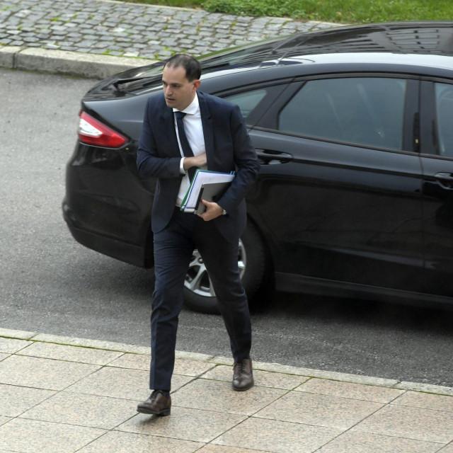 Ministar pravosuđa i uprave Ivan Malenica