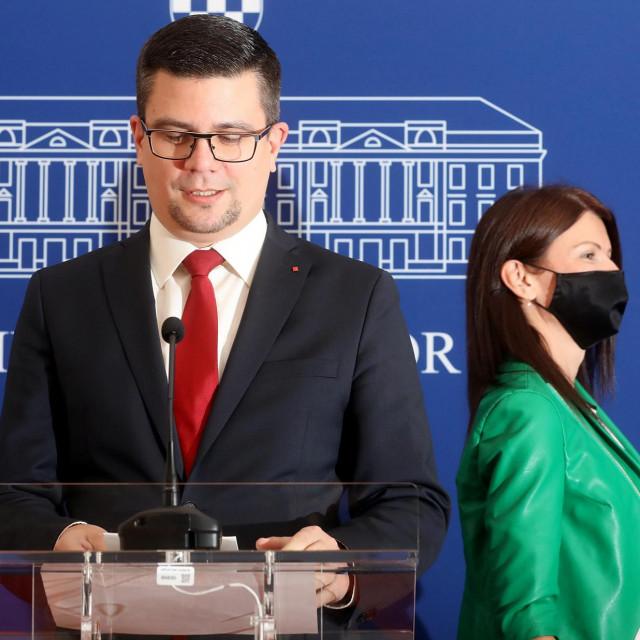 Domagoj Hajduković i Sabina Glasovac