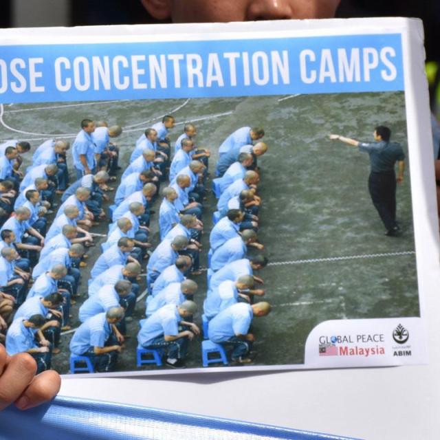 Ujguri kampovi