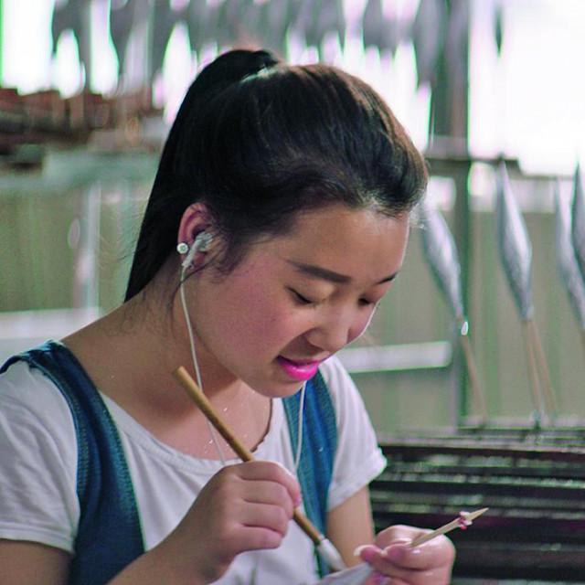 scena iz filma 'Merry Christmas, Yiwu'