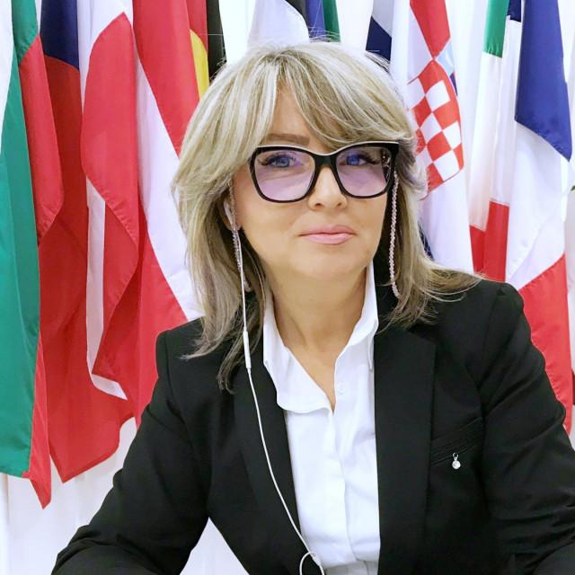 Sunčana Glavak, ambasadorica EPP-a za izbor najboljeg mladog poljoprivrednika