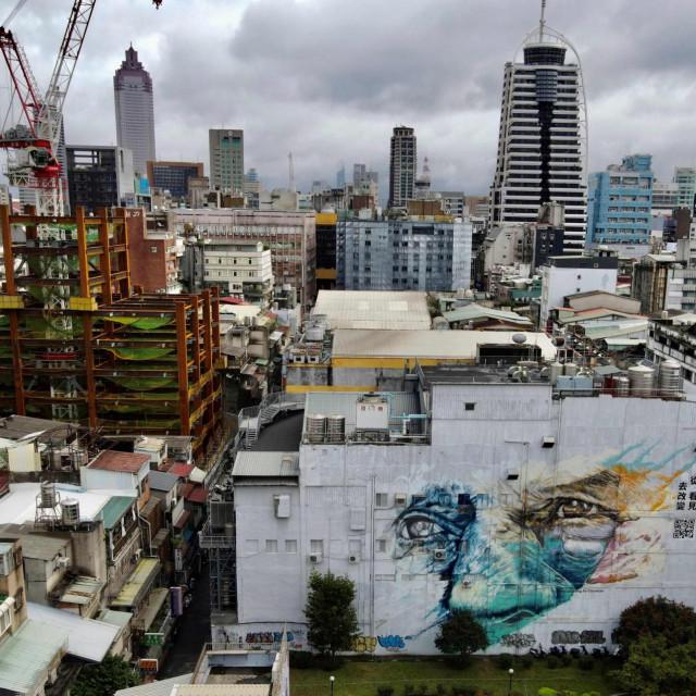 Taipei; ilustracija
