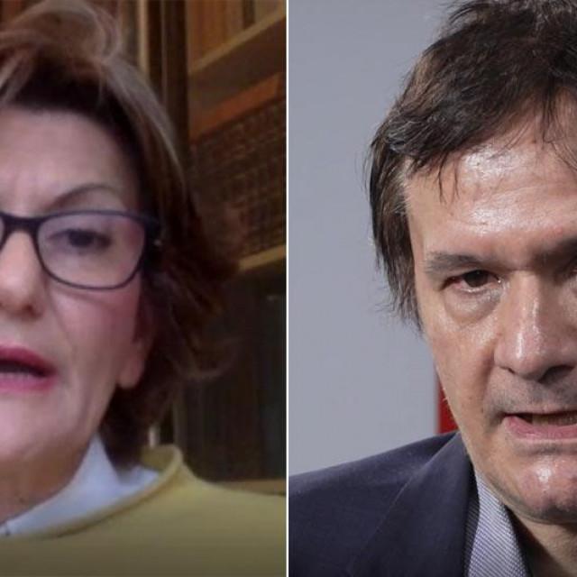 Martina Dalić i Boris Podobnik