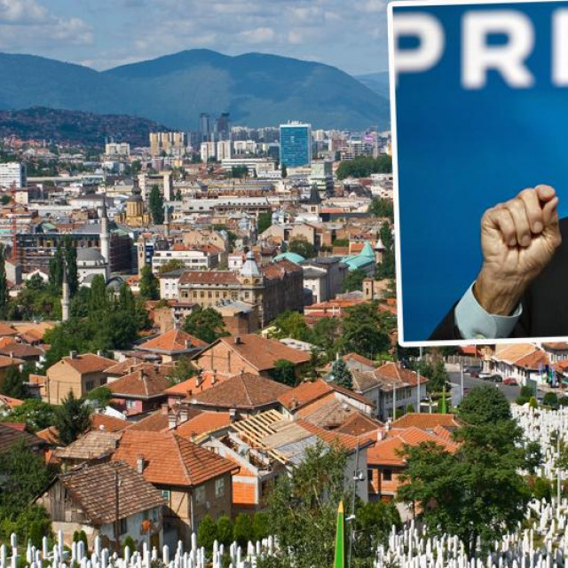 Sarajevo, Joe Biden