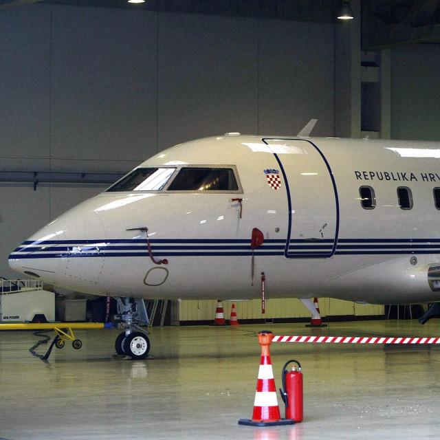 Avion Vlade Republike Hrvatske