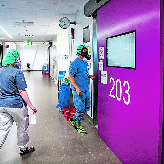 Bolnica Sodersjukhuset u Stockholmu